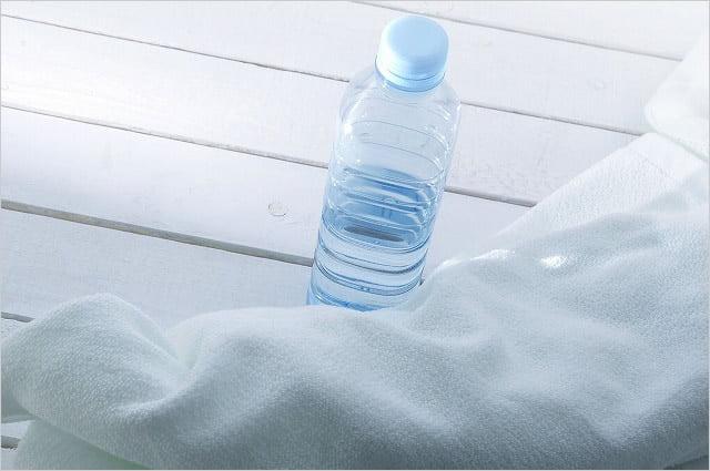 楽にやせる、入浴時の水分摂取の方法