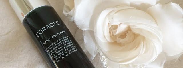 オラクル化粧品の化粧水 クラリファイング・トナー